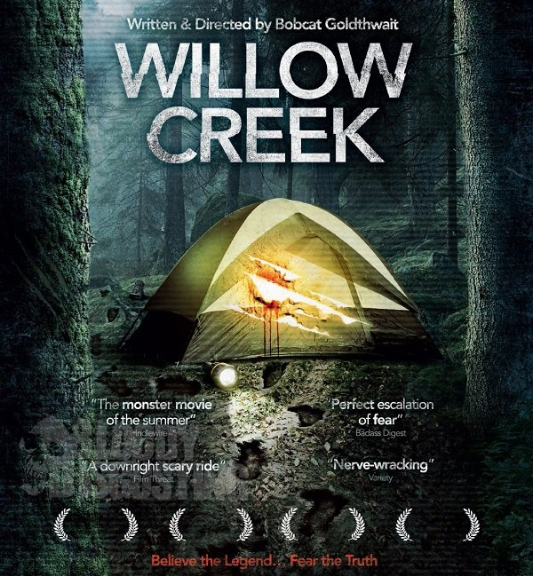 willow creek poster