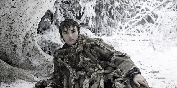 Bran Stark HBO Game Of Thrones Season 7 Issac Hempstead Wright