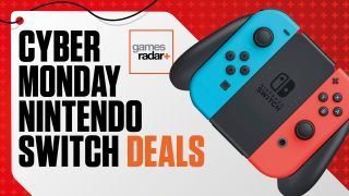 Nintendo Switch Cyber Week deals 2019 UK
