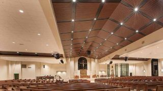 Designing an Audio System for a Reverberant Church