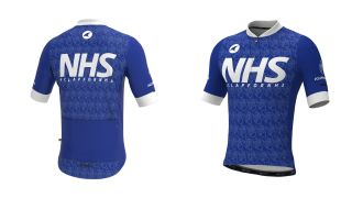 Pactimo's NHS jersey comes in six sizes