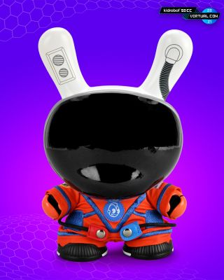Kidrobot limited edition toy, Dunny