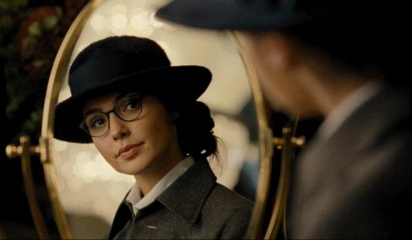 Wonder Woman Diana Prince Glasses