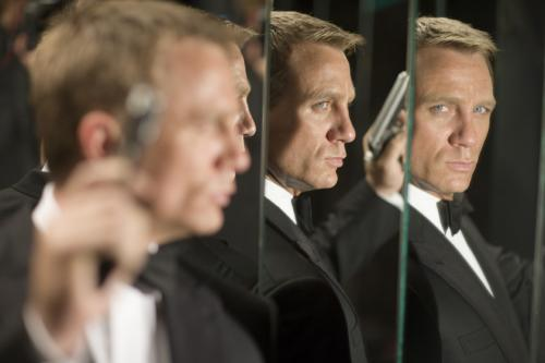 Casino Royale - Daniel Craig as James Bond