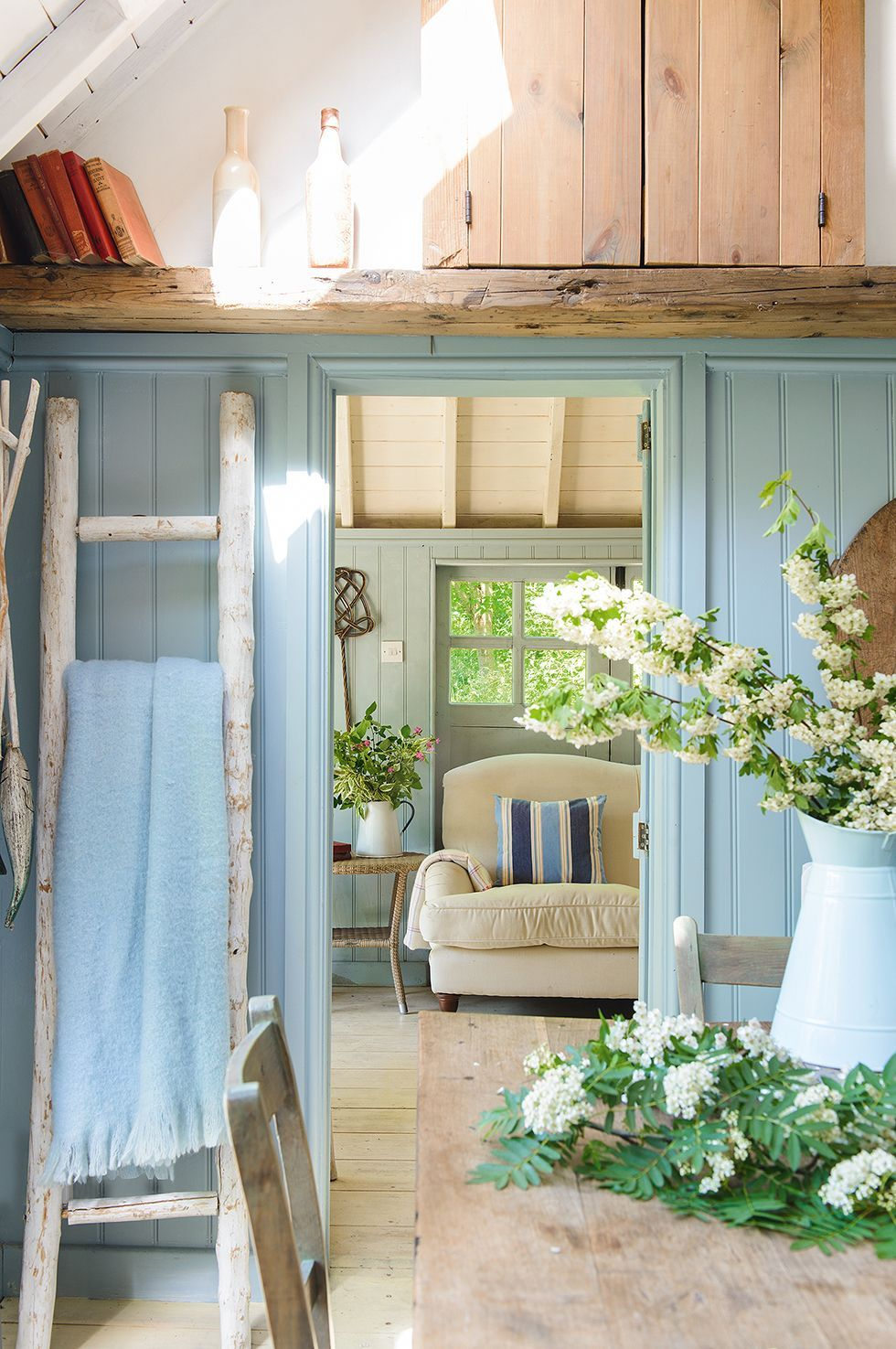 5 Summer House Interior Ideas To Copy This Weekend They Work For Sheds Too Real Homes