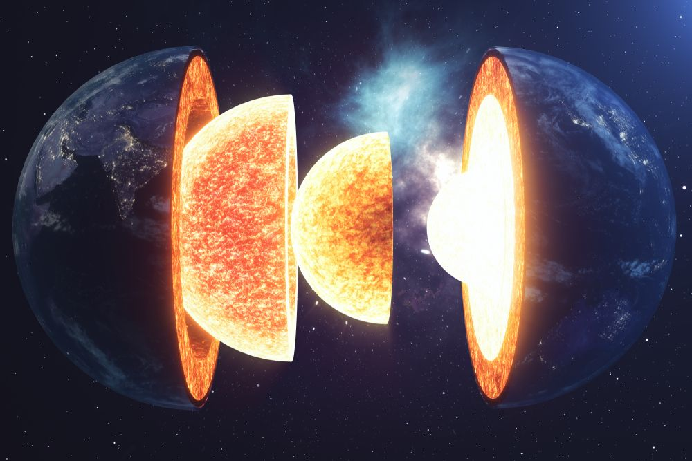 Earth's outer shell ballooned during massive growth spurt 3 billion years ago