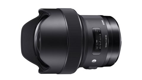 Sigma 14mm f/1.8 DG HSM Art lens review | Digital Camera World