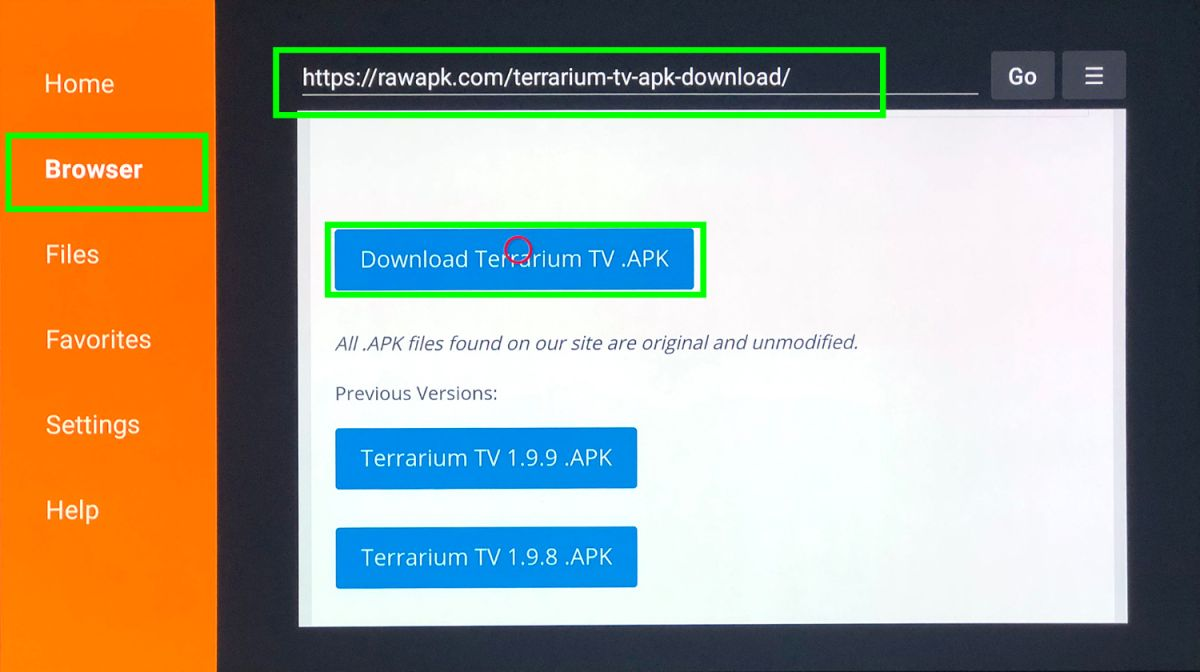How to Get Terrarium TV on Fire TV Cube - How to Set Up and Use the