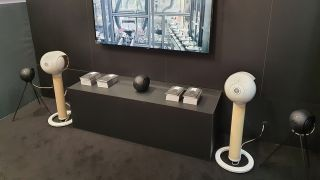 Devialet launches Phantom Reactor Custom surround sound system