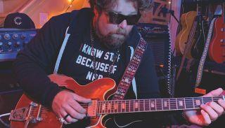 Guitarist JD Simo