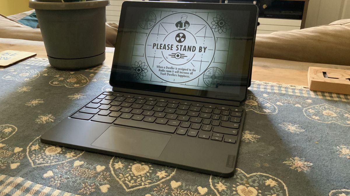 Lenovo Duet Chromebook Review Techradar