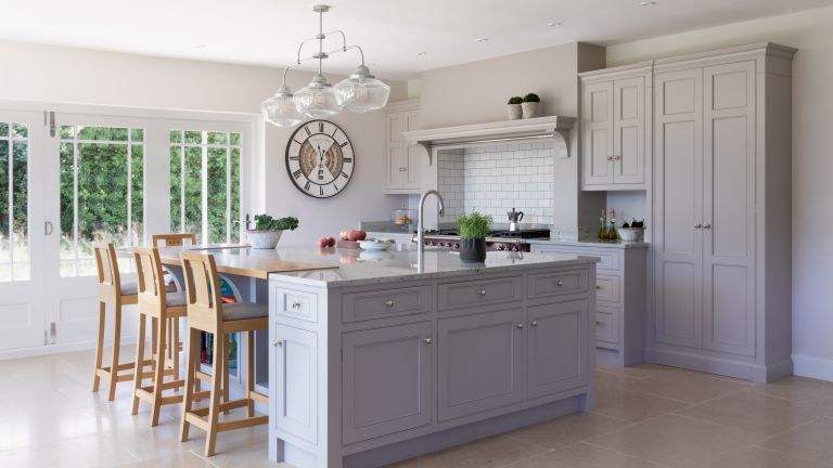 Yorkshire country kitchen clever entertaining features