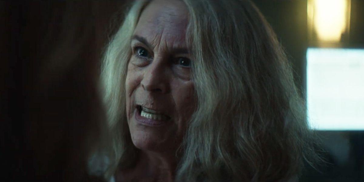 Laurie Strode in Halloween Kills trailer