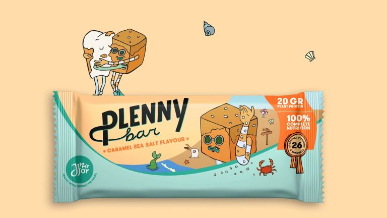 Plenny Bar v2.0 nutritionally complete meal replacement bar