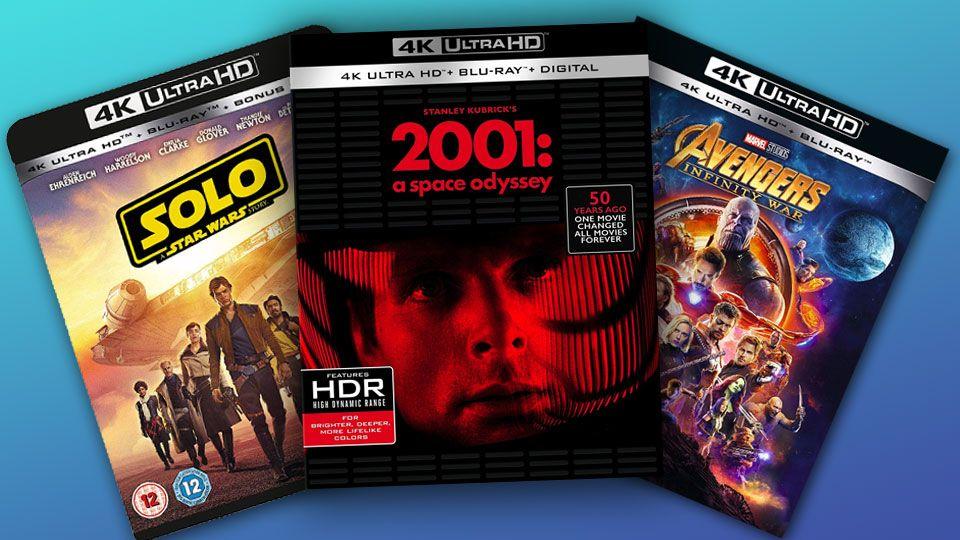 The best 4K Ultra HD Blu-ray movies