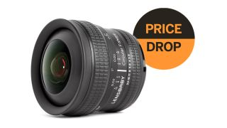 Save almost 50% on Lensbaby 5.8mm f/3.5 Circular Fisheye Lens for Canon