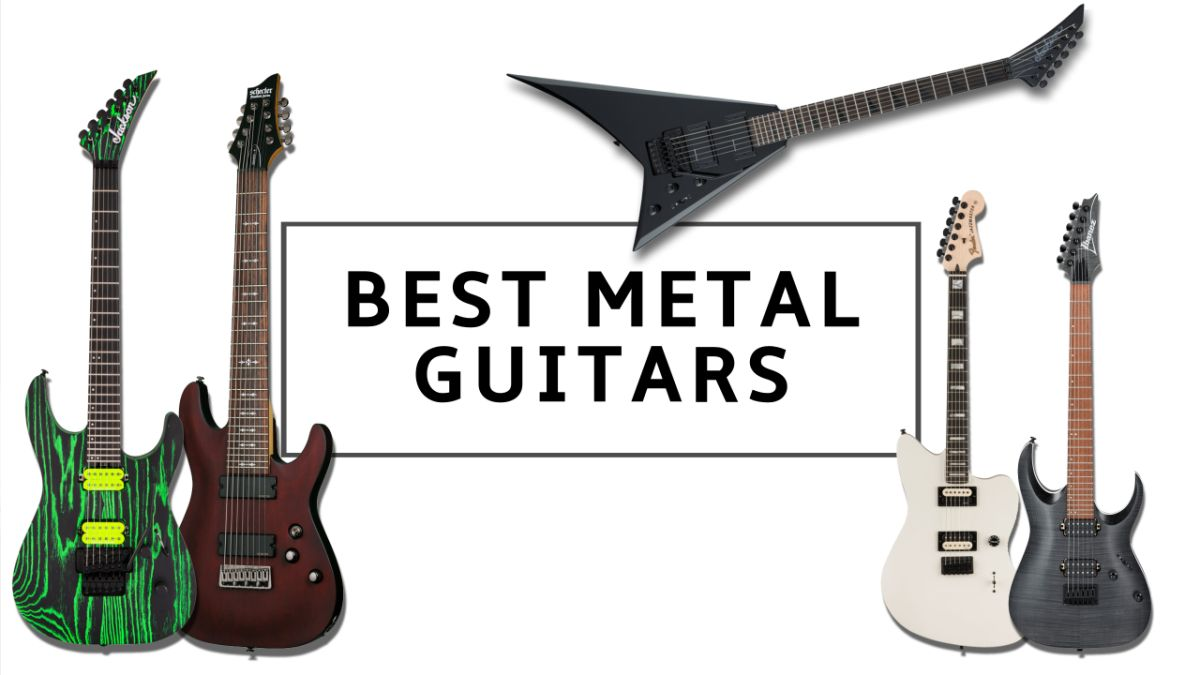 11 Best Metal Guitars 2021 Hell Raising Electric Guitars For Shredders On Any Budget Guitar World