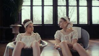 Hailee Steinfeld and Anna Baryshnikov in Dickinson Season 2 Episode 7