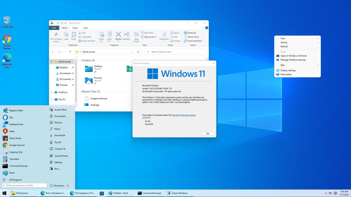 How to Make Windows 11 Look and Feel Like Windows 10