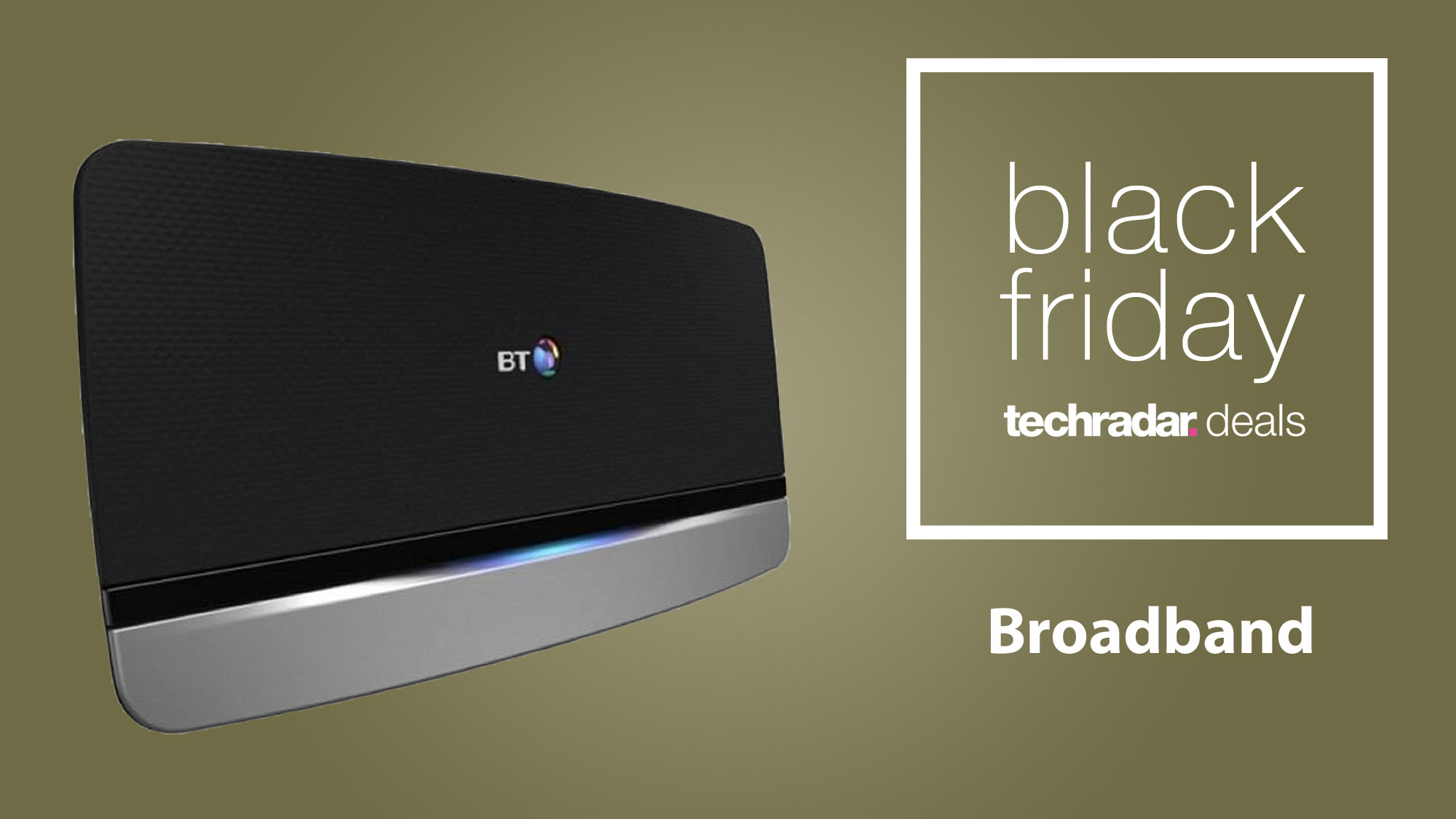Black Friday Broadband Deals These Are The Best Offers In The 2020 Sales Techradar