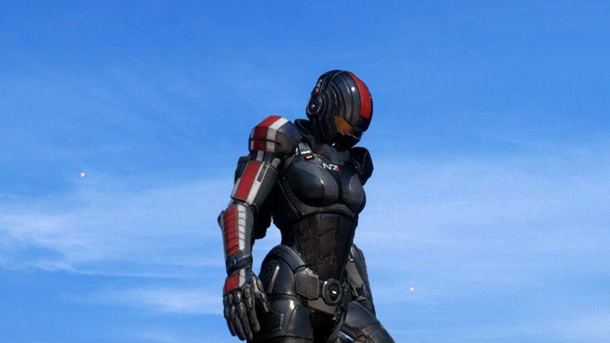 N7 Armor Mass Effect Andromeda: Mass Effect: Andromeda N7 Armor Guide