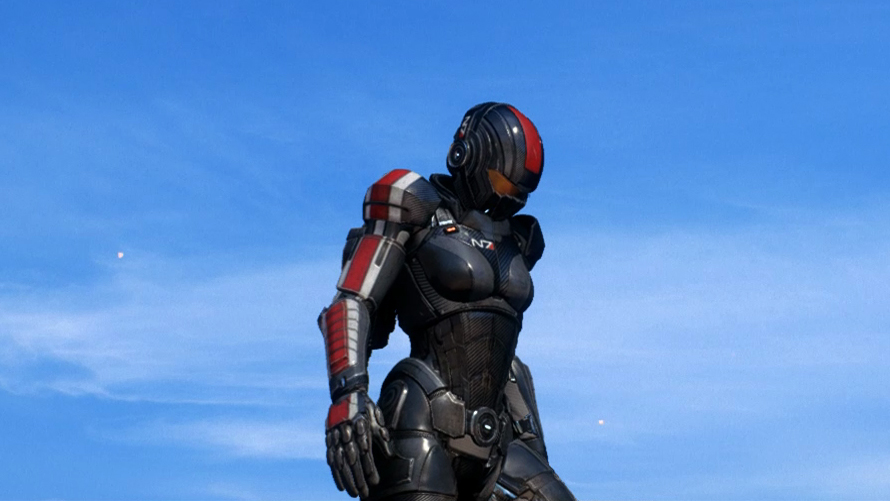 Mass Effect Andromeda N7 Armor Guide How To Build