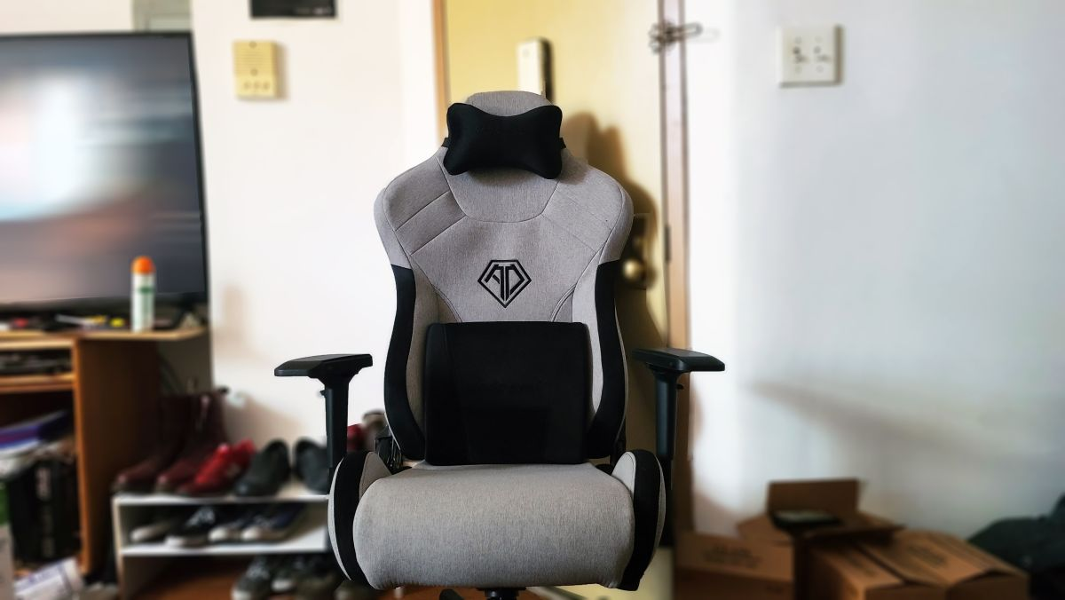 Anda Seat T-Pro 2 Series Review: Big Chair for Big People