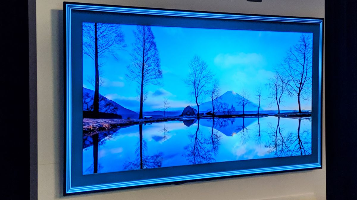 LG's 2019 OLED and NanoCell TVs Hands-on: Smarter and Sharper