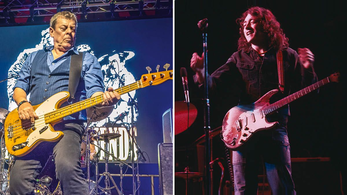 Rory Gallagher bassist Gerry McAvoy remembers making the great bluesman's debut album