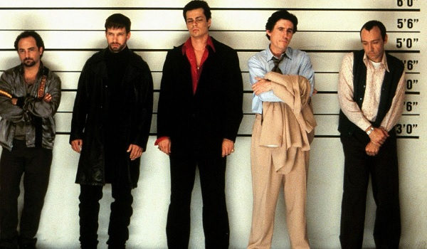 The Usual Suspects Suspect Line Up