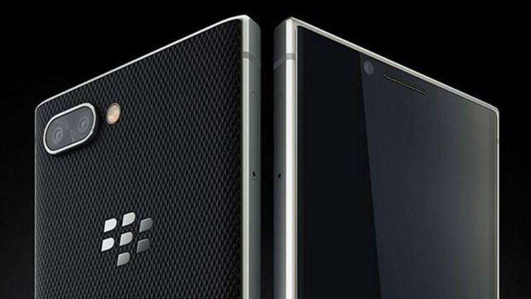 BlackBerry Key2 leak