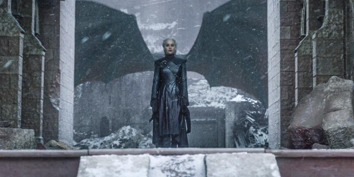 Game of Thrones Season 8 finale Dany and Drogon drago