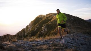 best running jacket: mountain runner