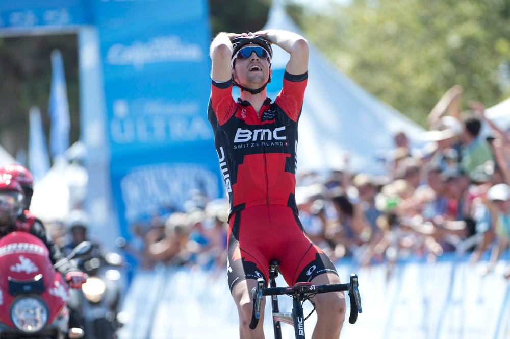 Taylor Phinney wins Tour of California 2014 stage five