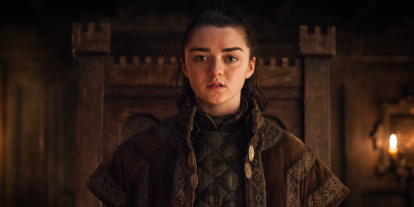Arya Stark Maisie Williams Game of Thrones HBO