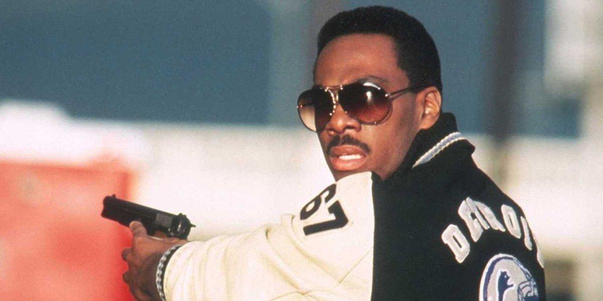 Eddie Murphy as Axel Foley in Beverly Hills Cop II (1987)