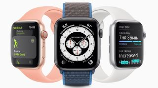 apple watchOS 7 release date, compatibility, beta, sleep tracking, new faces and more