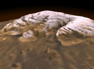Brrr! Mars Colder Than Expected