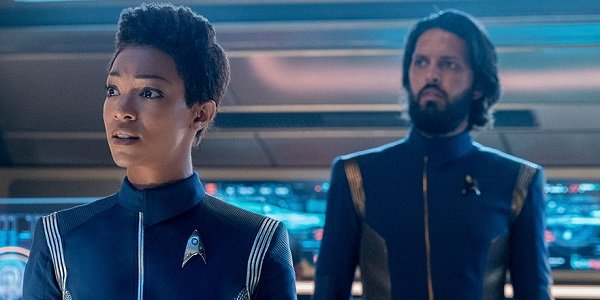 Michael Burnham Star Trek: Discovery CBS All Access