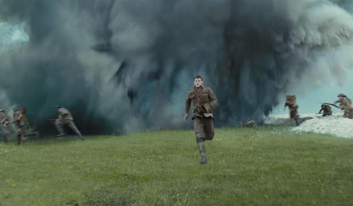 1917 2019 battle scene