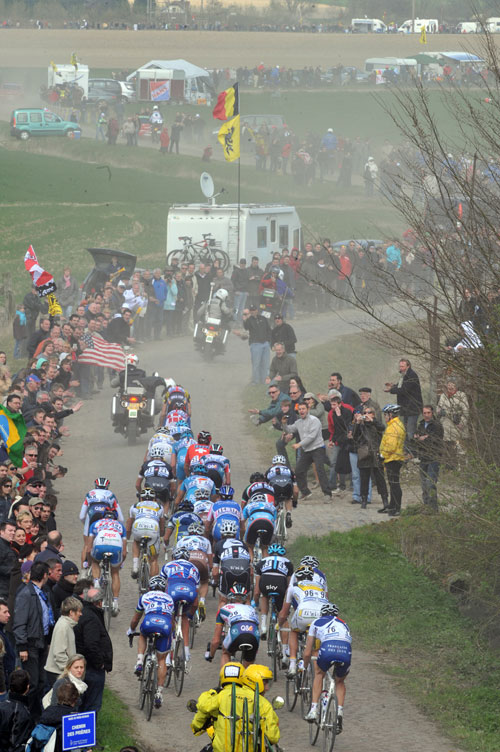 Orchies, Paris-Roubaix 2010