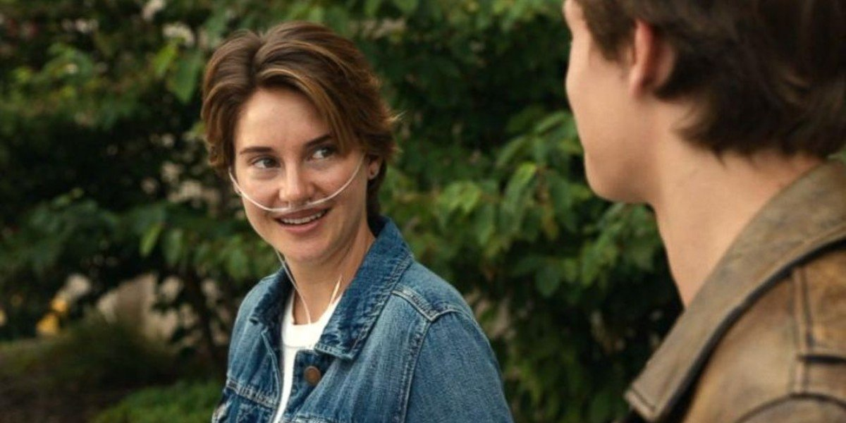 Shailene Woodley - The Fault in Our Stars