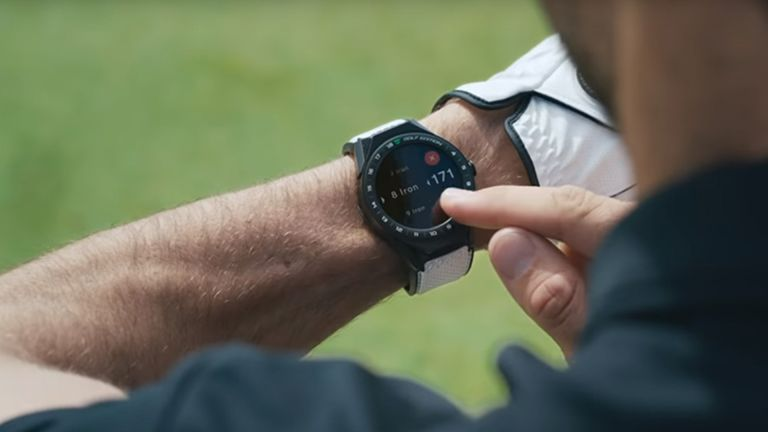 best golf GPS watch: TAG Heuer Connected Modular 45 Golf Edition GPS