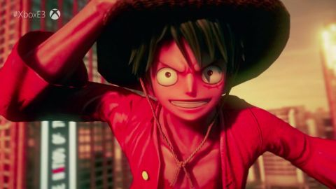 Bandai Namco announces crossover fighter Jump Force