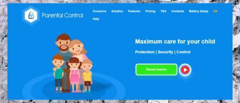 Parental Control Kroha Review