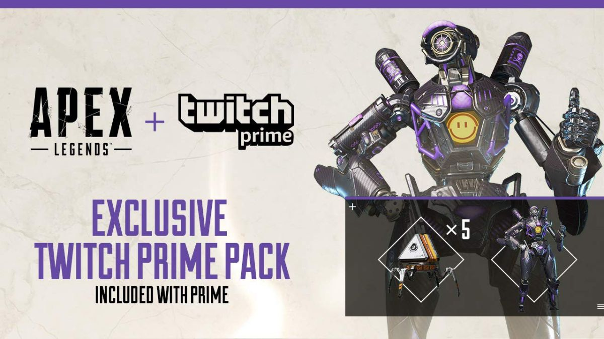 How To Get the Apex Legends Twitch Prime Loot | Tom's Guide