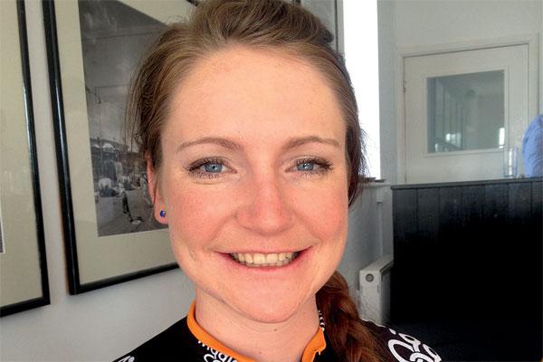 Lauren Kitchen, team wiggle honda