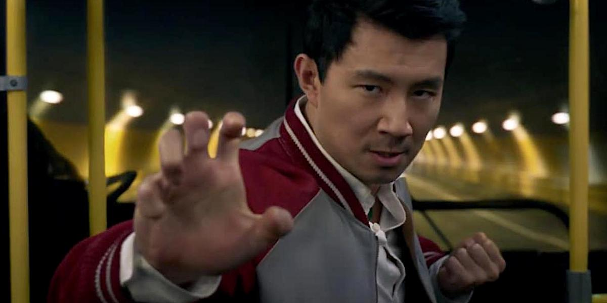 Simu Liu is Shang-Chi