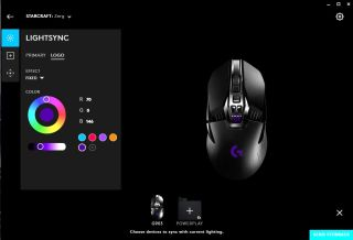f0f2e2bd9f6 The Logitech G Hub peripheral management software is attractive and  comprehensive, but it has a bit of a learning curve.