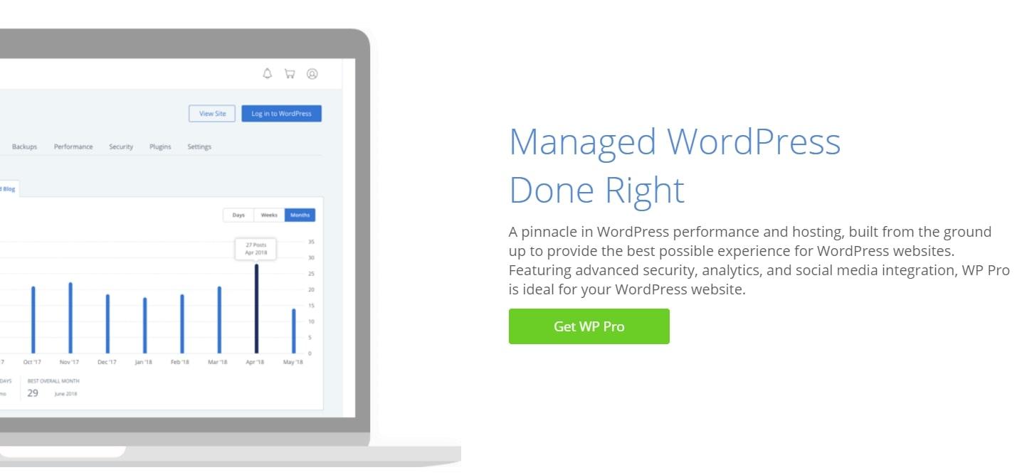 hébergement WordPress géré